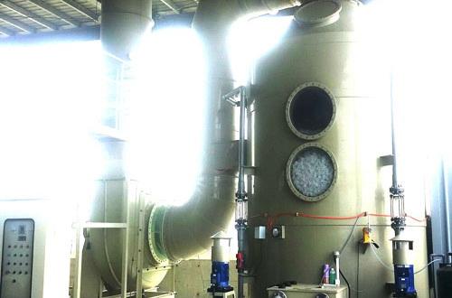 廢氣淨化系統